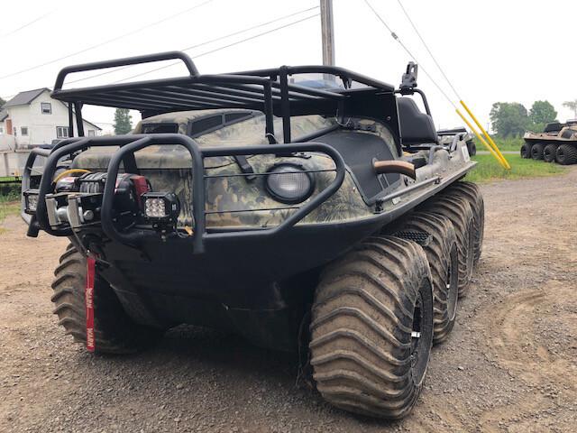 2018 Argo Huntmaster R