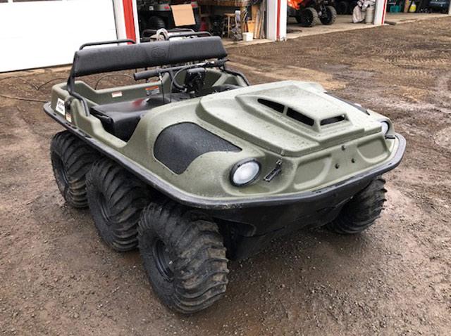 2019 Argo Frontier 600 6X6