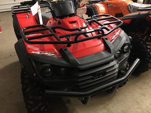 Argo Xplorer ATV
