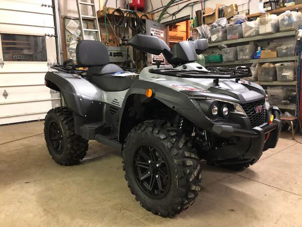 Argo Xplorer ATV