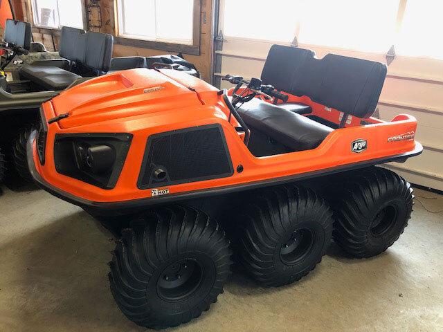 Argo Frontier Scout 6 X 6